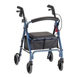 photo of Nova GetGO Petite Rolling Walker 4208CRD, 4208CBL, 4208CPK, 4208CPL THUMBNAIL