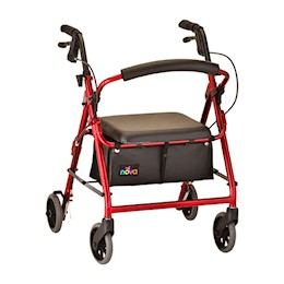 photo of Nova 4209CBL, 4209CRD, 4209CPL GetGo Junior Rolling Walker THUMBNAIL