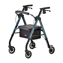Nova STAR 6 Petite 4 Wheeled Walker THUMBNAIL
