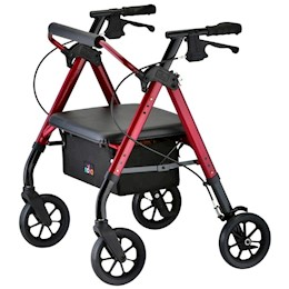 Nova STAR HD 4 Wheeled Walker, Petite THUMBNAIL