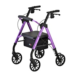 Nova STAR 8 Petite 4 Wheeled Walker THUMBNAIL