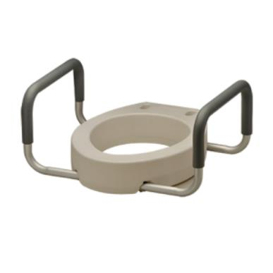 photo of Nova 8344-R Round Toilet Seat Riser with Arms MAIN