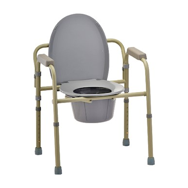 Folding Commode MAIN