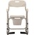 photo of Nova 8801 Deluxe Shower Chair & Commode front view 3 of 4