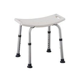 photo of Nova Bath Seat without Back Nova Adjustable bath bench THUMBNAIL