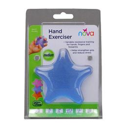 photo of Nova Exercise Squeeze Star PA-HO1, PA-HO2, PA-HO3 THUMBNAIL