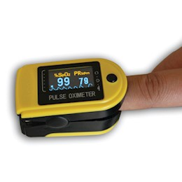 photo of Nova Pulse Oximeter PO-301 for Finger Tip THUMBNAIL