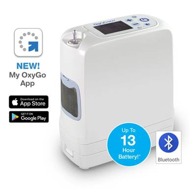OxyGo NEXT Portable Oxygen Concentrator MAIN