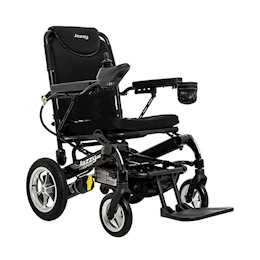 photo of Pride Mobility Jazzy Passport Electric Power Wheelchair THUMBNAIL