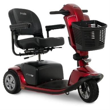photo of Pride Mobility Victory® 10.2 3 Wheeled Scooter S6102 MAIN