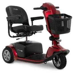 photo of Pride Mobility Victory® 10.2 3 Wheeled Scooter S6102 THUMBNAIL
