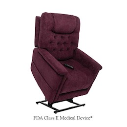 photo of Pride Mobility Legacy Collection VivaLift™ Power Lift Chair Legacy PLR-958M THUMBNAIL