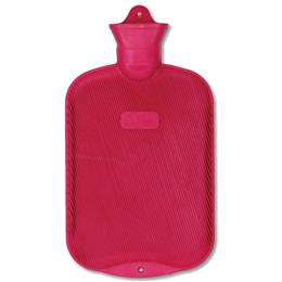 Water Bottle, Red Rubber THUMBNAIL