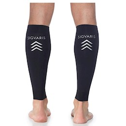Compression Sleeve, Performance, High Tech Series, Unisex Knee High, 20-30 mmHg THUMBNAIL