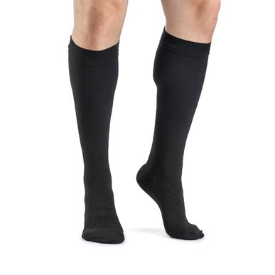 Compression Sock, Dynaven Series, Men's Knee High, Closed Toe, 20-30 mmHg MAIN