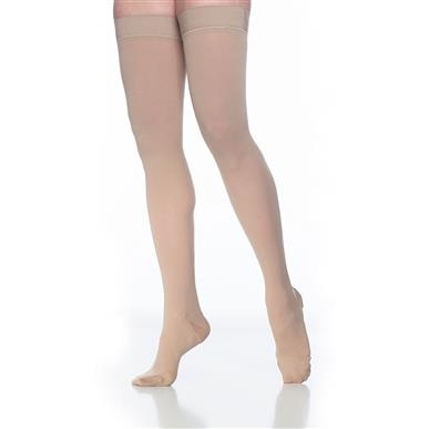 Compression Sock, Access Series, Dynaven Series, Women's Thigh High with Grip-Top, Closed Toe, 20-30 mmHg MAIN