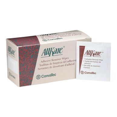 037436 & 037443 AllKare adhesive remover wipes MAIN