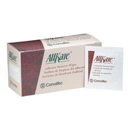 photo of ConvaTec AllKare 037436, 037443 adhesive remover wipes THUMBNAIL
