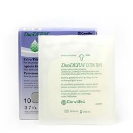photo of ConvaTec 187955 DuoDerm CGF control Gel Formula Extra Thin Dressing THUMBNAIL