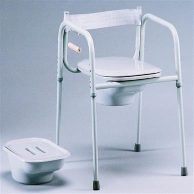 3 in 1 Universal Commode with Elongated Seat MAIN