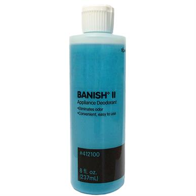 Banish II Deodorant Liquid, 8 oz MAIN