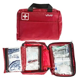 photo of Vive Health First Aid Kit 300 piece RHB1053L THUMBNAIL