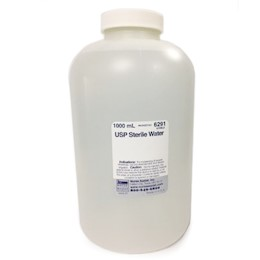 Sterile Water, 1000ml THUMBNAIL