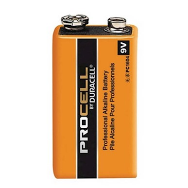 Procell 9 Volt Battery MAIN