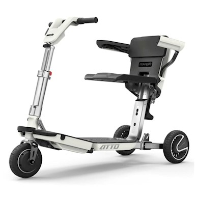 ATTO Folding Mobility Scooter MAIN