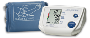 Automatic, Small Cuff Blood Pressure Monitor, UA-767PVS
