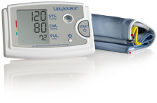 Automatic, Large Cuff Blood Pressure Monitor, UA-789AC