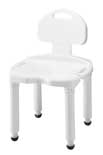 Rubbermaid Shower chair with back_THUMBNAIL