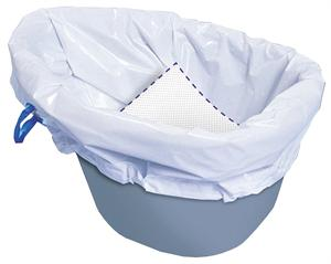 Care Bags for Commode Pails