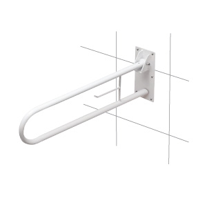 Fold Away Grab Bar