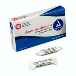 "Ammonia Inhalent ""Smelling Salts"", 33cc"