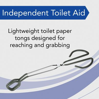 Toilet Tissue Aid, Tongs MAIN