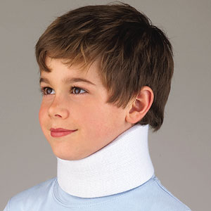 "Cervical Collar, 2 1/2"", Pediatric Youth"