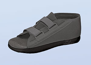 C3 Post-Op Shoe with Microban®