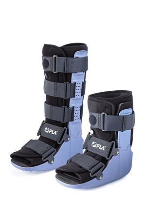 FLA Adjustable Air Ankle Walker, Low Height