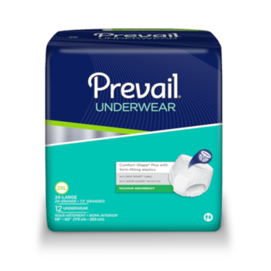 Prevail® Maximum Super Plus XXL Underwear MAIN