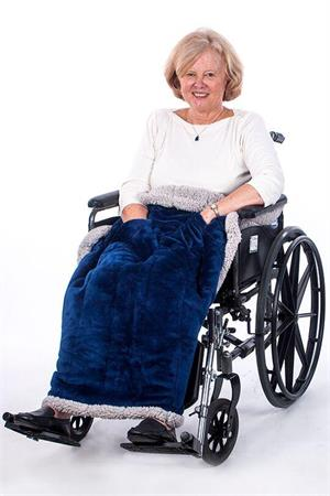 Wheelchair Blanket, Heavyweight