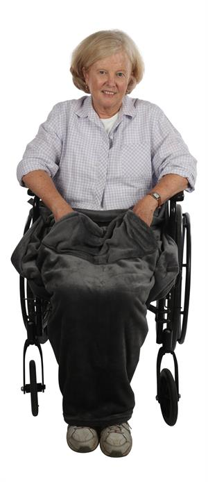 Wheelchair Blanket, Lightweight
