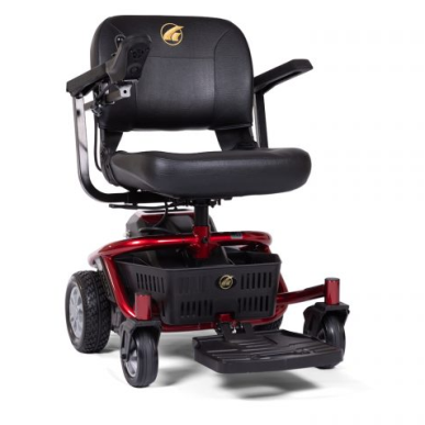 LiteRider Envy Power Wheelchair MAIN
