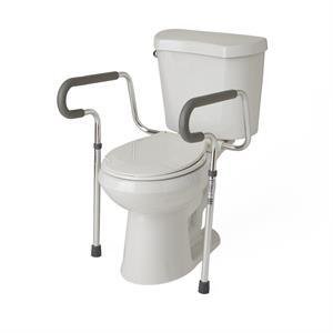 Toilet Safety Rail/Frame