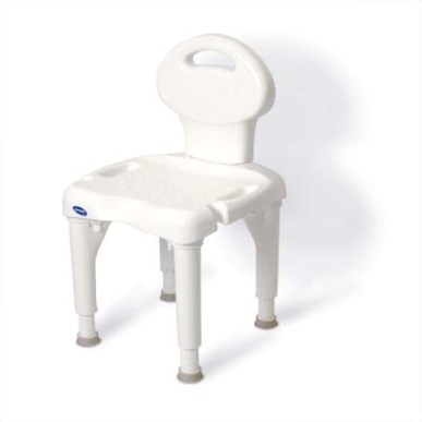 I-Fit Shower Chair with Back_MAIN
