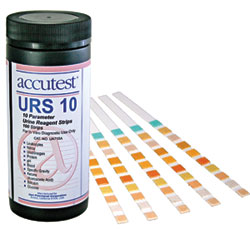 Accutest® Urine Reagent Strips