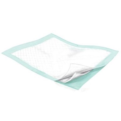 "Maxi Care Disposable Underpad, 36""x36"", Latex Free"