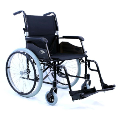 "Wheelchair 18"" Ultra Lightweight, Desk Length Arms_MAIN"