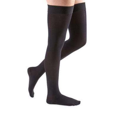 Compression Sock, Comfort, Unisex Thigh High, Closed Toe, 20-30 mmHg MAIN