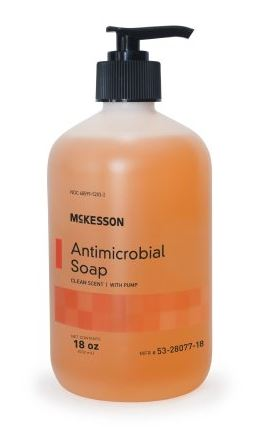Antimicrobial Liquid Soap